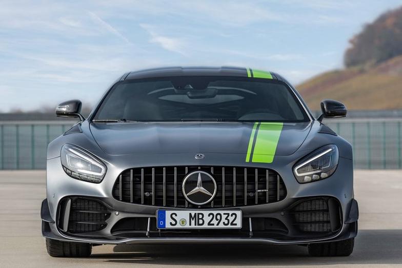 新款AMG GT R Pro领衔 奔驰AMG全系中期改款车型发布