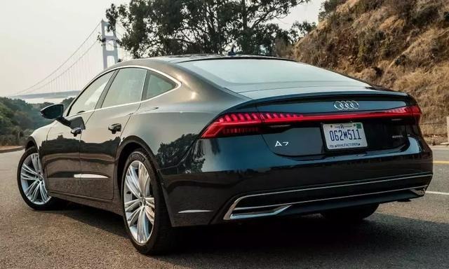 有V6才运动!售6.8万美元的19款全新A7到底有何魅力?