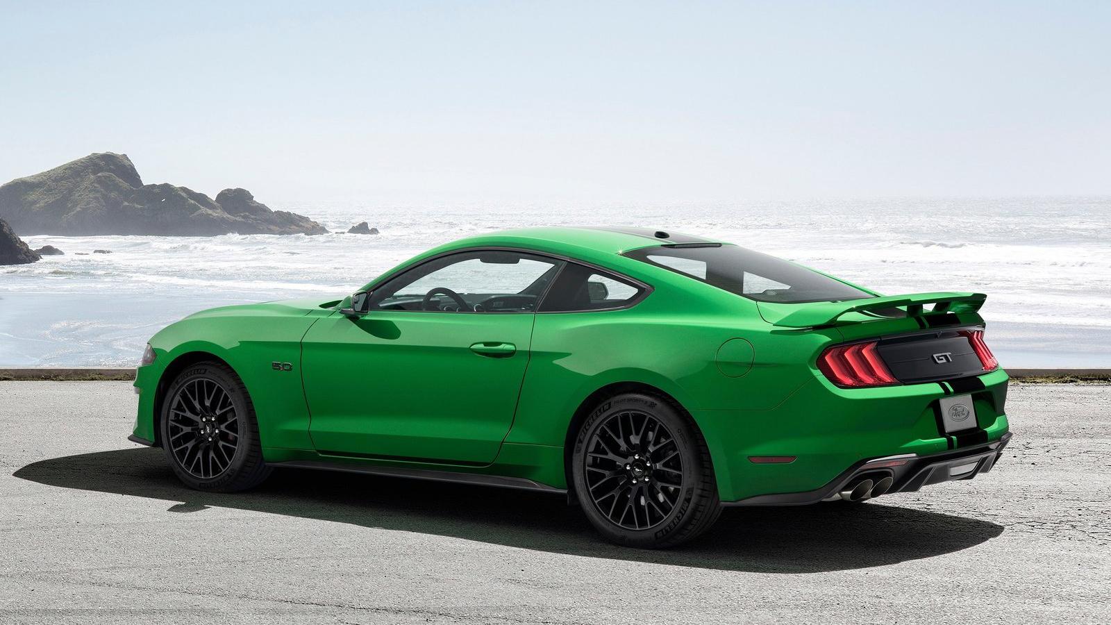 中美停止互加关税!30多万的Mustang又回来了!