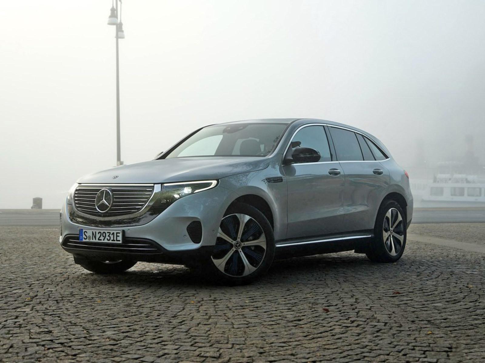 最大续航360km 奔驰将推全新国产电动SUV车型