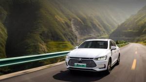 强势回归主要战场 解析秦Pro新能源车型