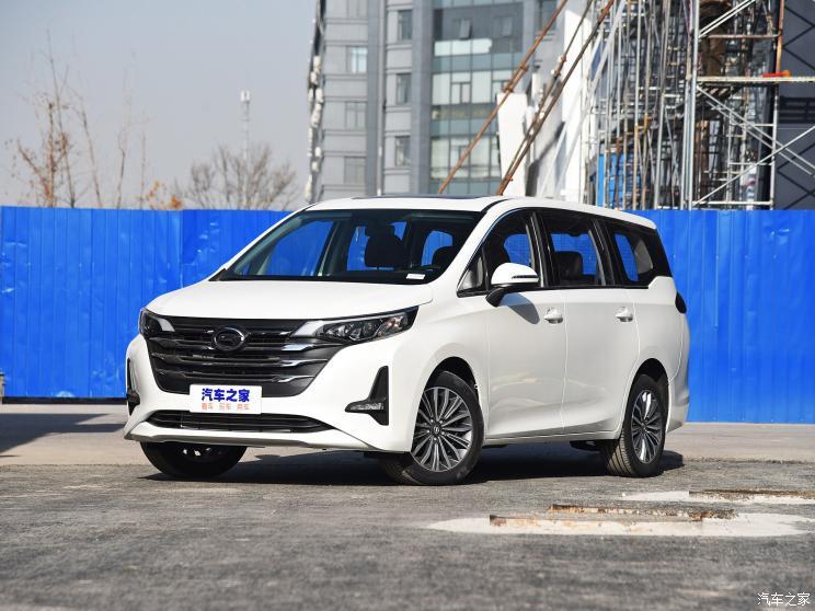 广汽乘用车 传祺GM6 2018款 270T 豪华版