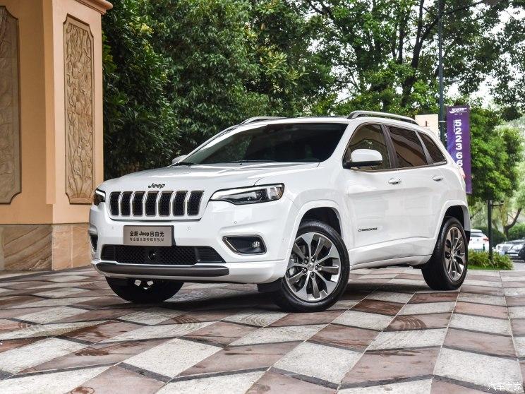 广汽菲克Jeep 自由光 2019款 基本型
