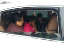 五座车坐5个大人,抱一个小孩被扣6分!网友:孕妇怎么算?