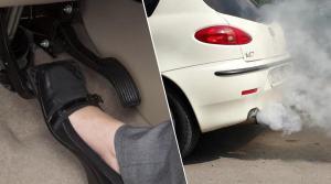 踩刹车到底费不费油?老司机开车经验多,学会了很省油