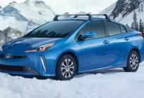 无惧风雪,丰田普锐斯AWD-e全驱版燃油经济性更强!