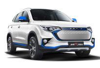 补贴前售17.98万元 森雅R7 EV400上市