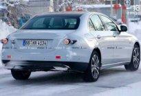 动力系统或将升级 新款奔驰E级明年发布