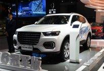 11月狂销5.4万的SUV巨头再添新花样,加装智能互联系统