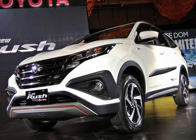 丰田推出10万元新7座SUV,最不像丰田的丰田车
