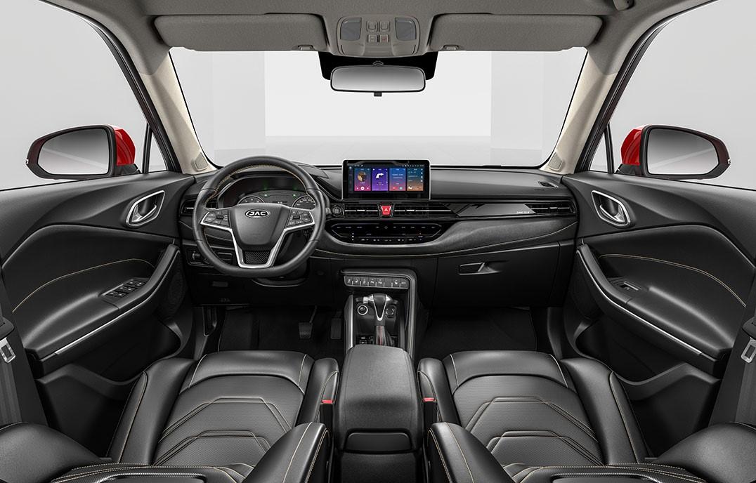 毫不夸张的说,瑞风S4是7-8万最安全的SUV!