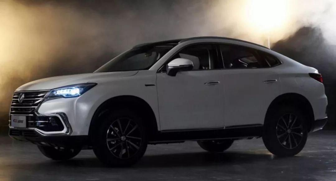 不要街车!3款超个性轿跑SUV推荐,十万出头就能入手