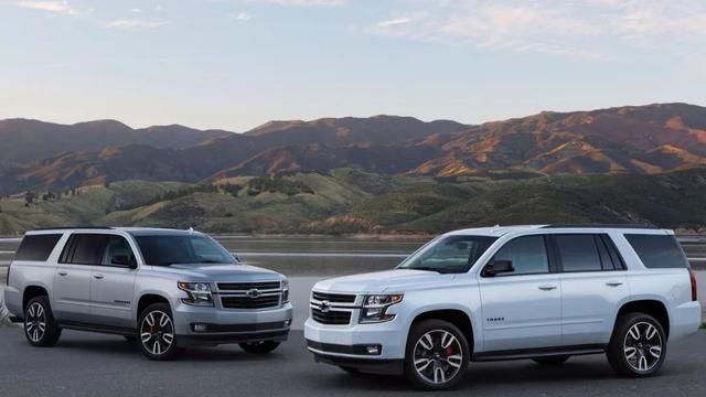 """这几款全尺寸SUV,看着就想来句""""真香!"""""""