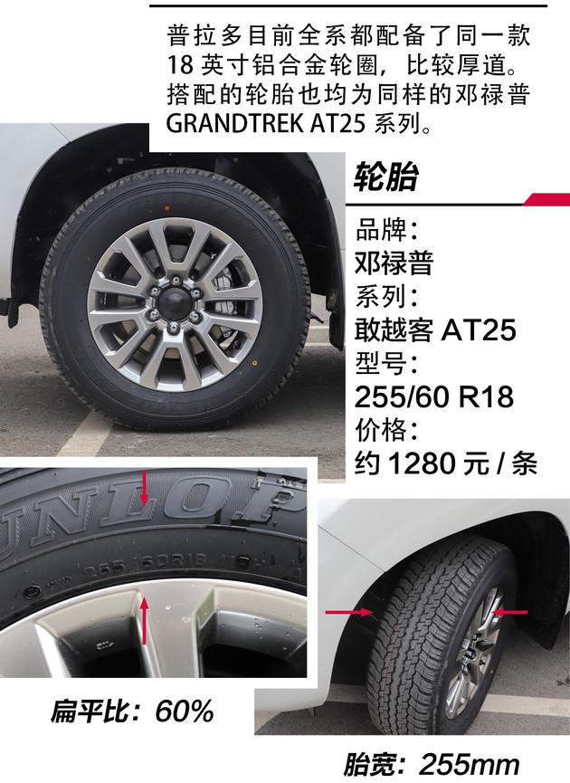 丰田普拉多低配车型解读 乞丐版是否依然霸道?