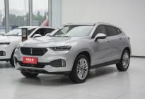 售16.98万元-18.88万元 WEY VV7三款升级车型上市