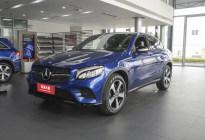 外观细节改动 新款奔驰GLC Coupe最新消息