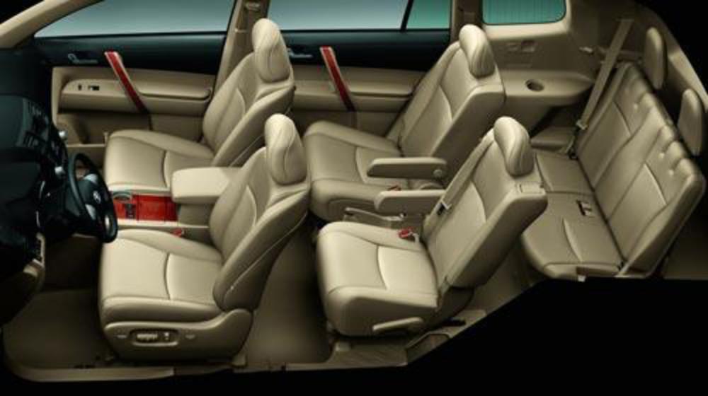 买了这三台大空间的SUV,我终于可以和媳妇在后排....