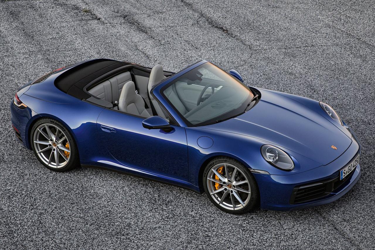 售165.80万元-173.80万元 911(992)敞篷版公布售价