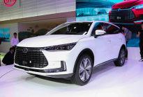 预售26.00万元-36.00万元 比亚迪新唐EV将于2月上市