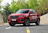 2018年SUV总销量出炉,前10名合资、自主各占一半