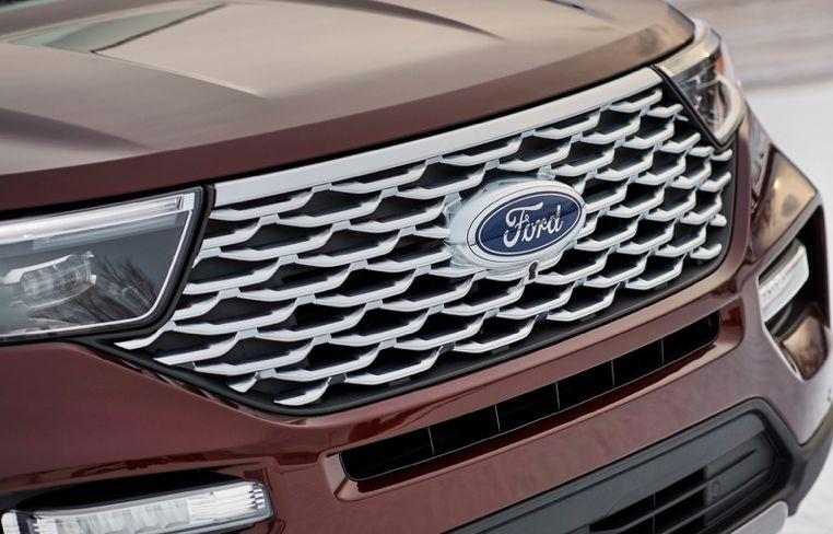 福特全新探险者正式发布 将2019年内国产上市