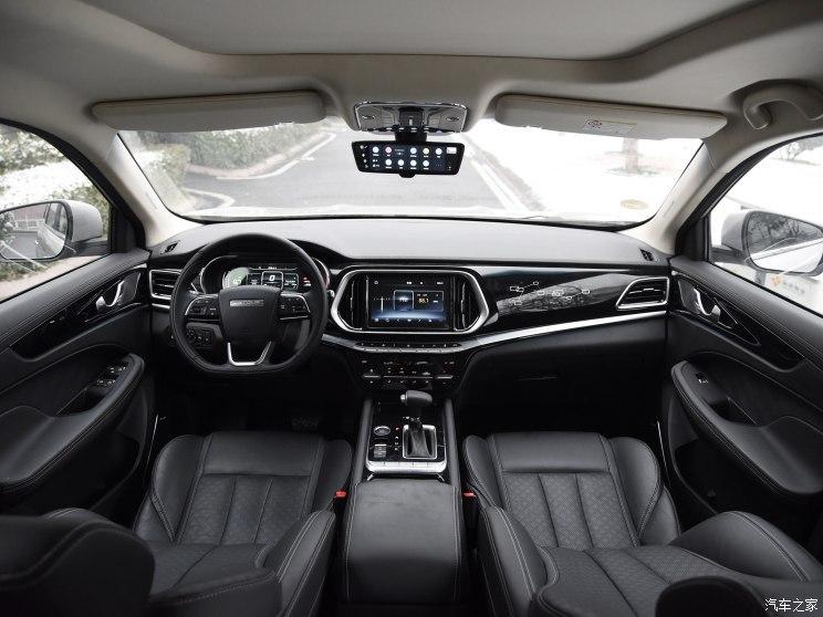 奇瑞汽车 捷途X90 2019款 1.5T 自动尊享型