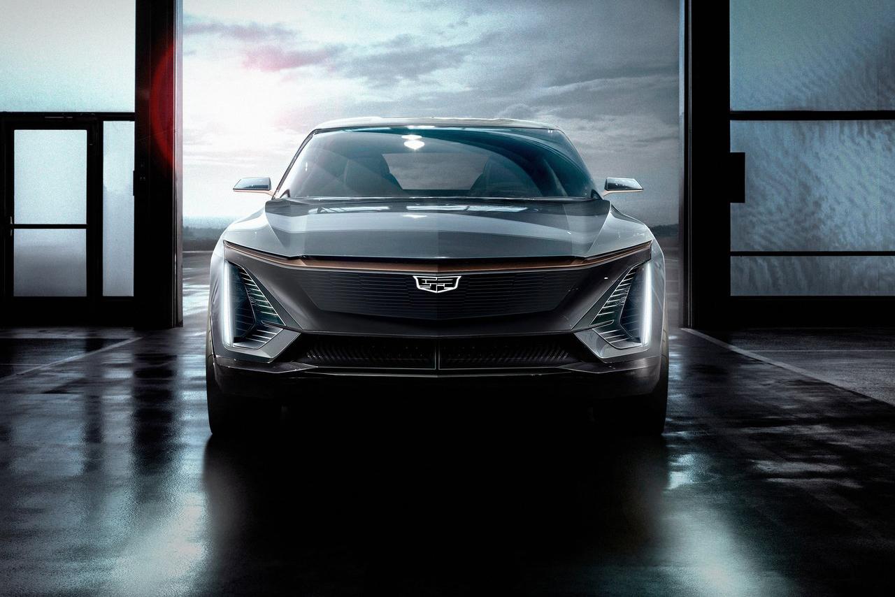 全新风格 凯迪拉克纯电动SUV概念车官图发布