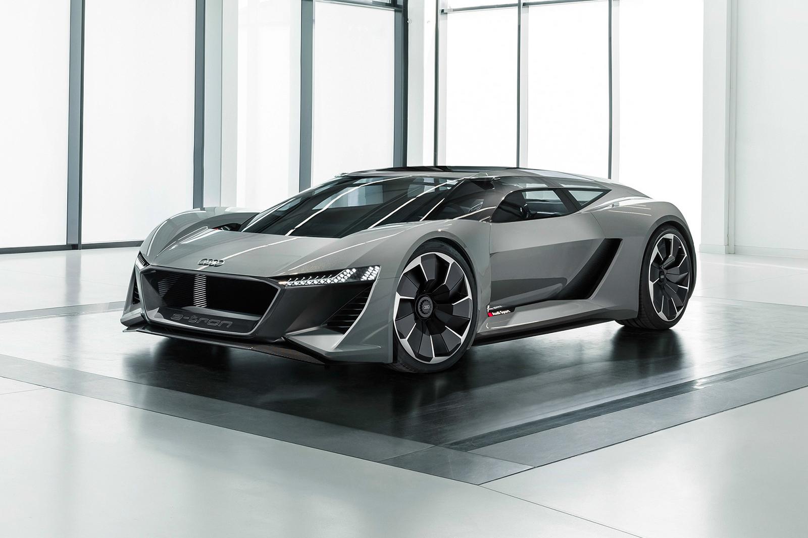 限量50台 奥迪PB18 e-tron纯电超跑车型将量产