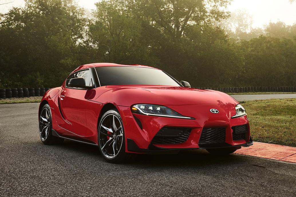 4.99万美元-5.52万美元 全新一代丰田Supra北美车展亮相
