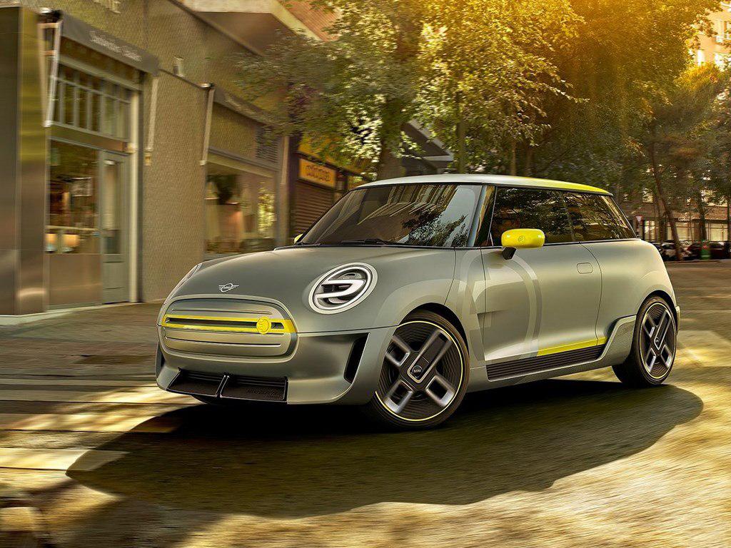 主打性能优势 MINI将于今年下旬推新电动车型