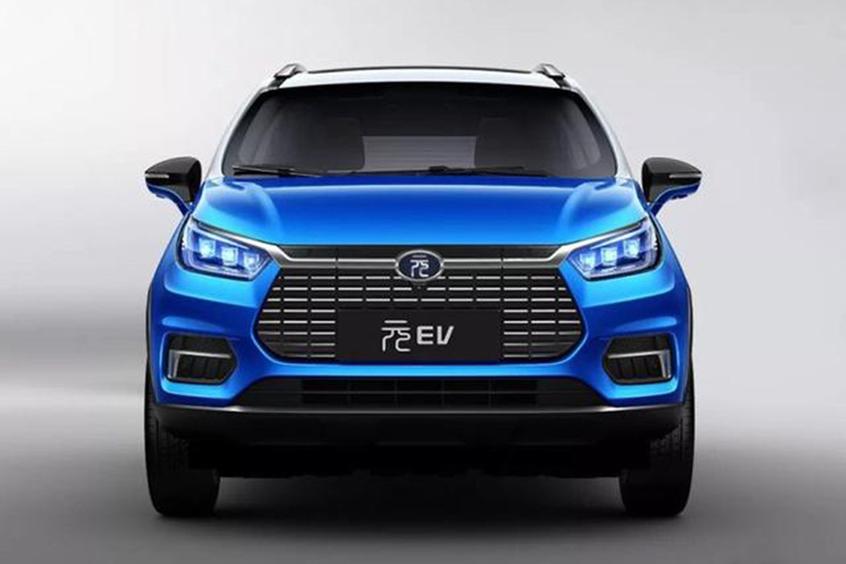 预售11.00万元-14.00万元 新款比亚迪元EV535开启预售