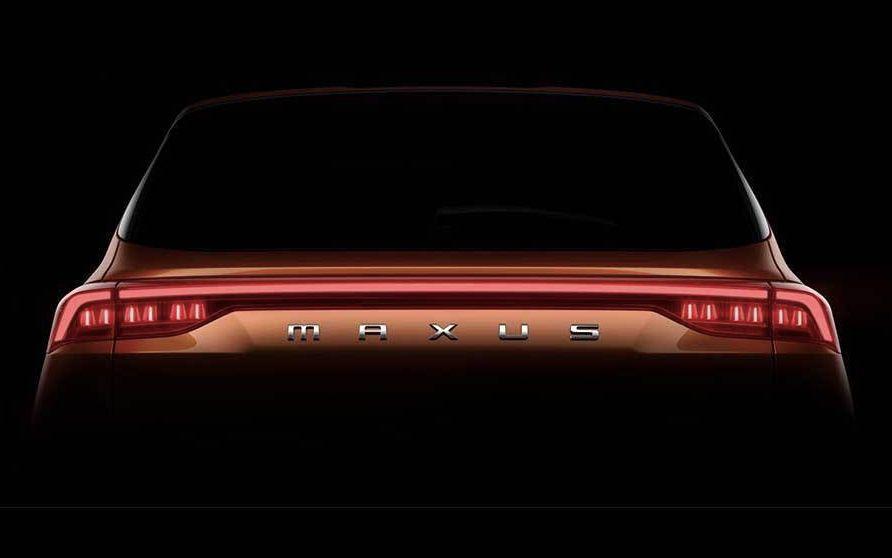 C2B定制第二款SUV 上汽大通D60预告图发布