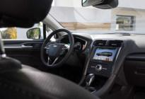 福特新款蒙迪欧旅行版官图发布 对标大众蔚揽