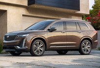 全新中大型SUV 凯迪拉克XT6将7月上市