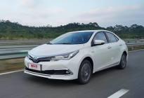 卡罗拉双擎E+:丰田在华首款新能源车,充不充电都省钱 