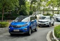 预算10万买这几款纯电SUV最合适,月薪5000照样养车