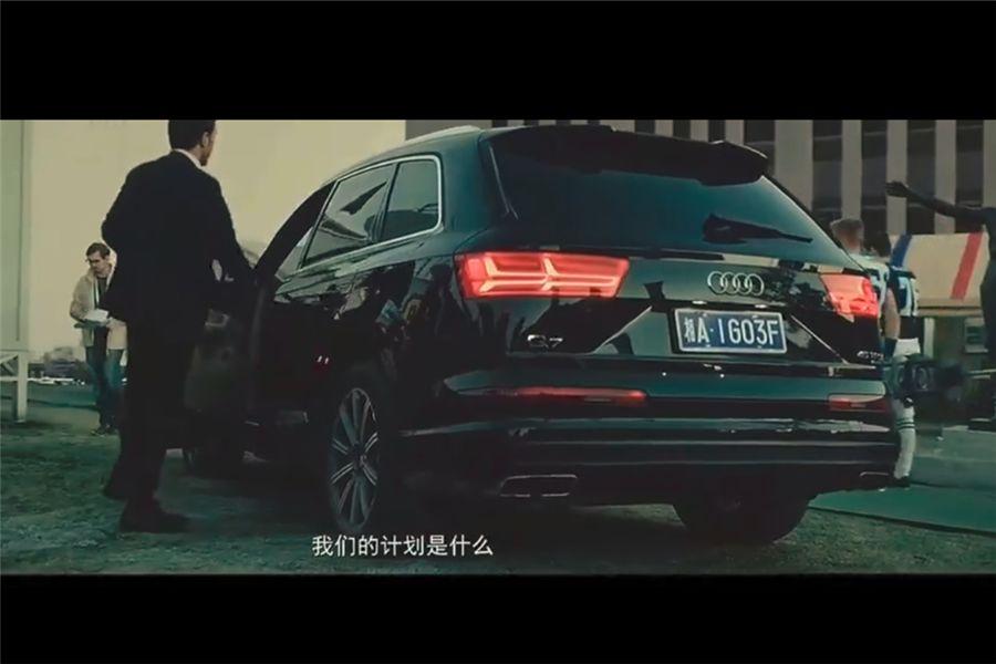 盘点3部贺岁影片中出现的5款车,?有一辆18年热销19万?台