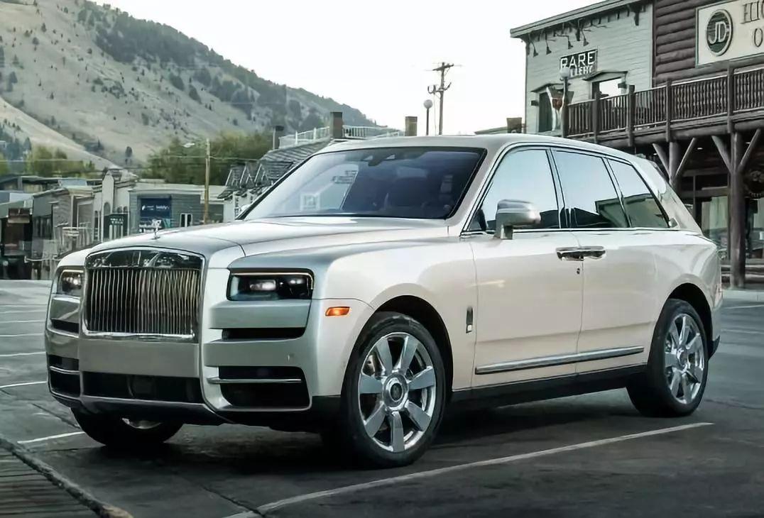 让奔驰G汗颜 这些顶级SUV一辆比一辆贵