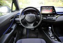 C-HR长测总结:它是一台更好的丰田车