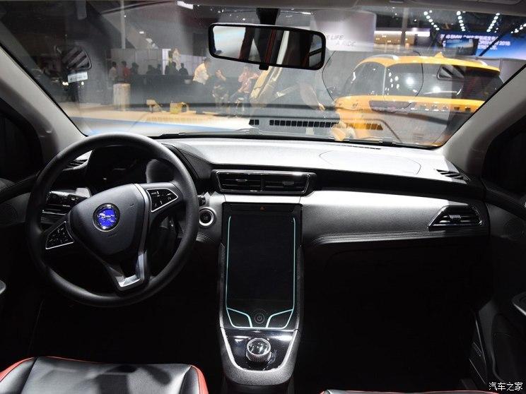 汉腾汽车 幸福e+ 2019款 基本型
