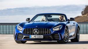 奔驰AMG GT R敞篷版亮相日内瓦,同样3.6秒即可破百!