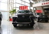 港口大量现车,加规雷克萨斯LX570报价130万!