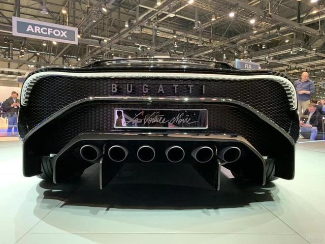 最贵的布加迪跑车来了!售价8349万限量一台,搭16缸发动机