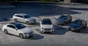 电气加速!奔驰计划2019年推出10多款电动车!