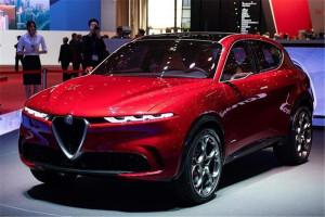 阿尔法·罗密欧首款混动SUV,Tonale亮相日内瓦
