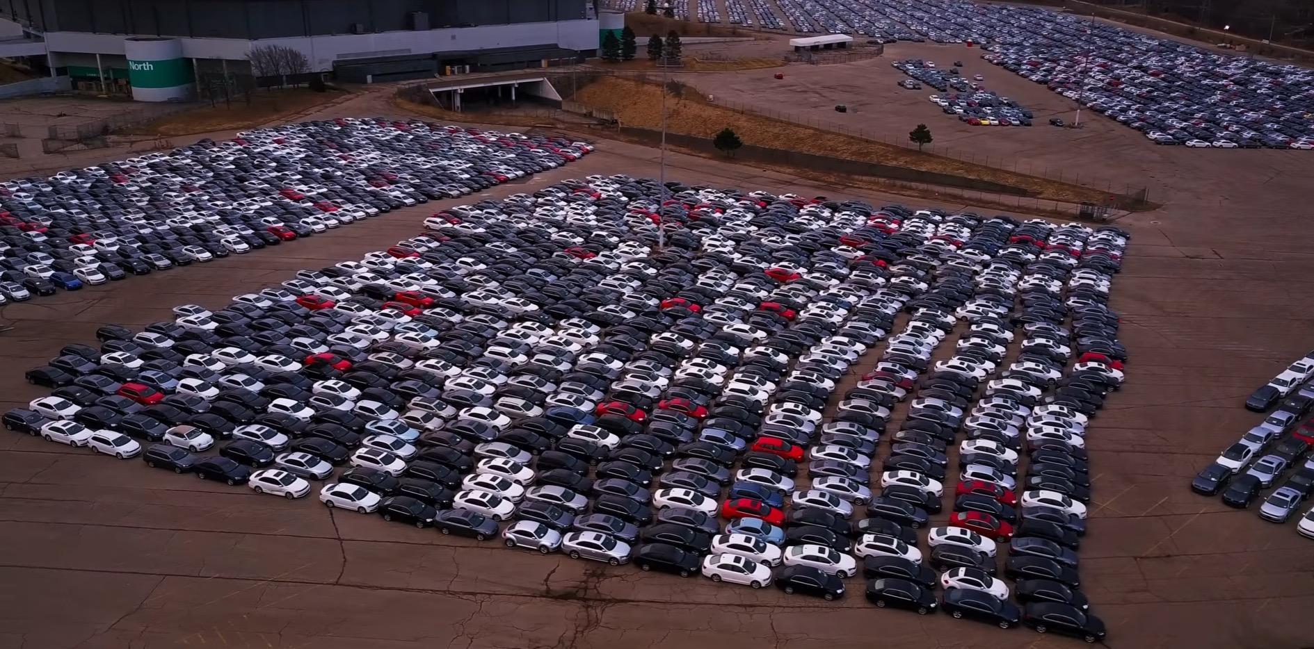 为啥有的车一上市就月销过万,路上却见不到影?