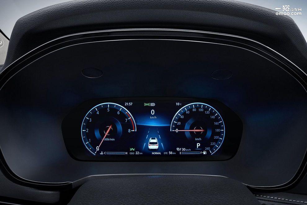 这款车改款胜似换代 蝶翼式前脸/全系标配12.3英寸屏幕