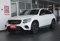 售46.38万元-59.48万元 新款GLC Coupe上市