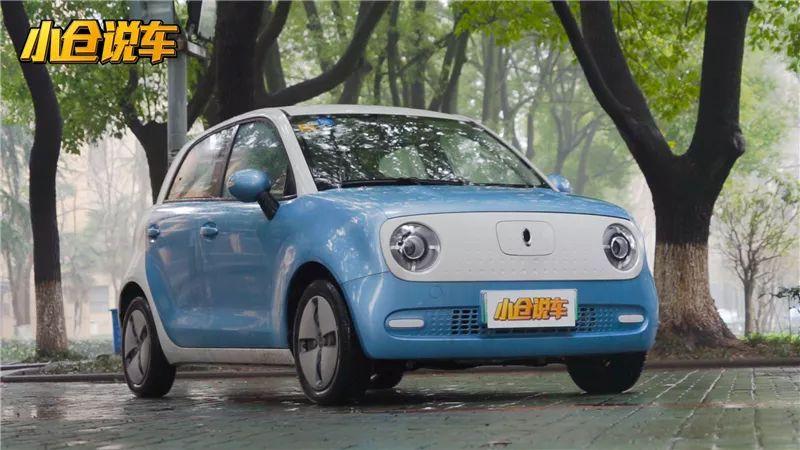什么样的人会买这个车?长城新萌物欧拉R1