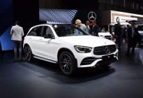 形似GLC? 2020款奔驰GLC Coupe有望纽约车展首发